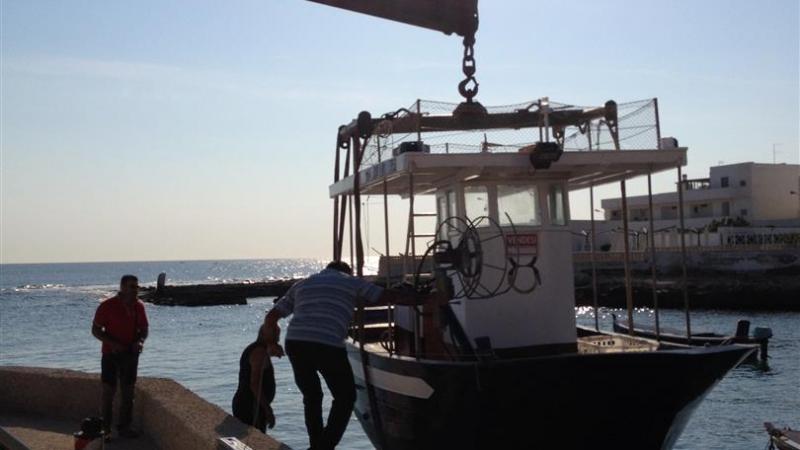 Trasloco imbarcazioni
